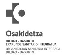Logotipo Osakidetza Basurto