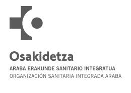Logo Osakidetza Araba